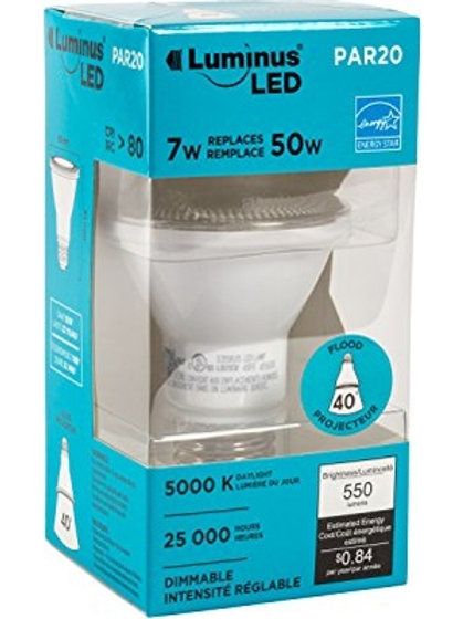 Luminus PLYC2633-6.5W (50W) 500 Lumens 5000K Dimmable Led Light Mr16