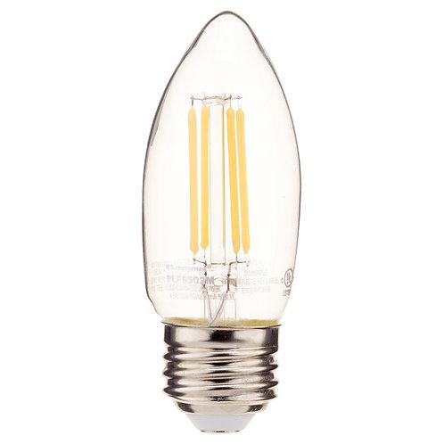 LED Bulb - B10-E26 - Warm White