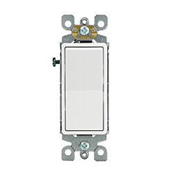 Leviton 3 Way Decora Switch White
