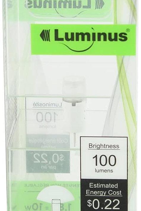 Luminus G4 1.8W 100-Lumen Bright White 3000K Non-Dimmable LED Light Bulb
