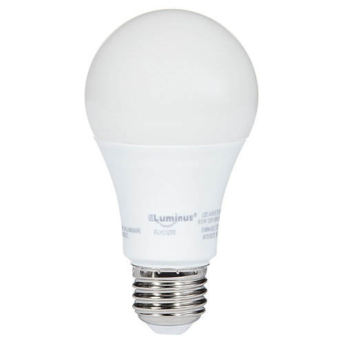 DEL Lightbulb A19 - 9.5 W - Day light
