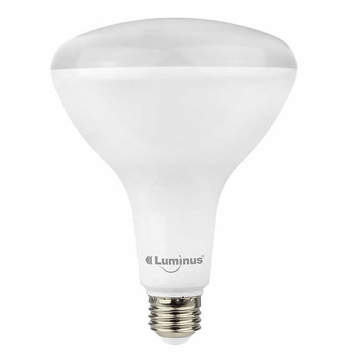 Luminus LED 17W=100W BR40 Bulb 2700K Dimmable