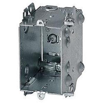 15 cubic-inch 3-inch Deep Device Box Loomex/Bx