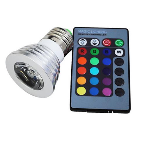 Par16 RGB LED Bulb