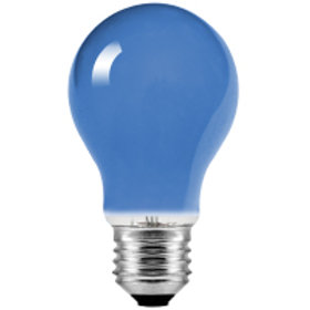 Luminus LED 4.5W Blue A19 Filament Dimmable