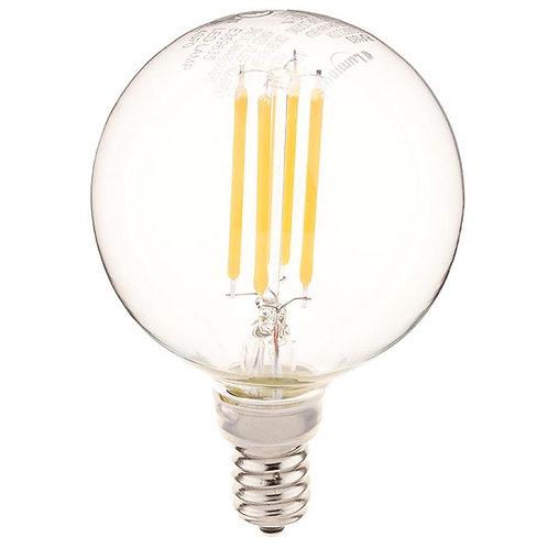 LED Bulb - G16 E12 - 4 W - Warm White
