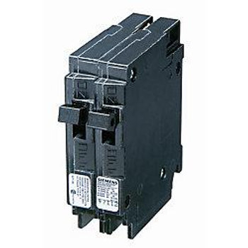 Siemens 15A 1 Pole 120V Twin Type Q Breaker