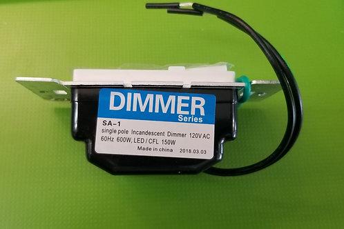 Single Pole Dimmer