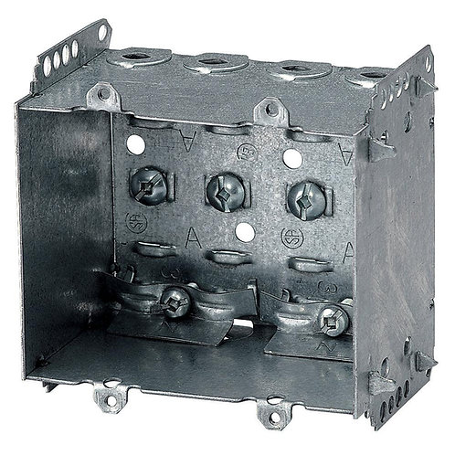 Device Box 2-1/2 In Deep 2 Gang Loomex