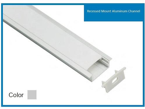 Strip Light Channel Aluminum Profile 2 meter