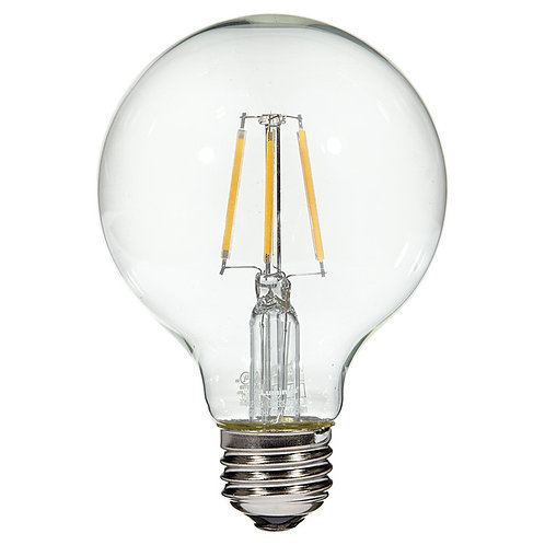 Luminus LED 4.5W = 40W G25 Bulb 2700K Dimmable