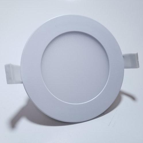 "4"" 8.5W Warm White 3000K Round DawnRay LED Panel Light"