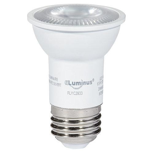 Luminus LED 6.5W = 60W PAR16 Bulb 3000K Dimmable