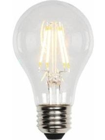 Luminus LED 7.5W = 60W A19 Filament Bulb 2700K Dimmable