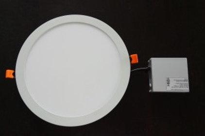 """ECT 18W 8"""" Slim Panel 3000K Warm White (3000K)"""