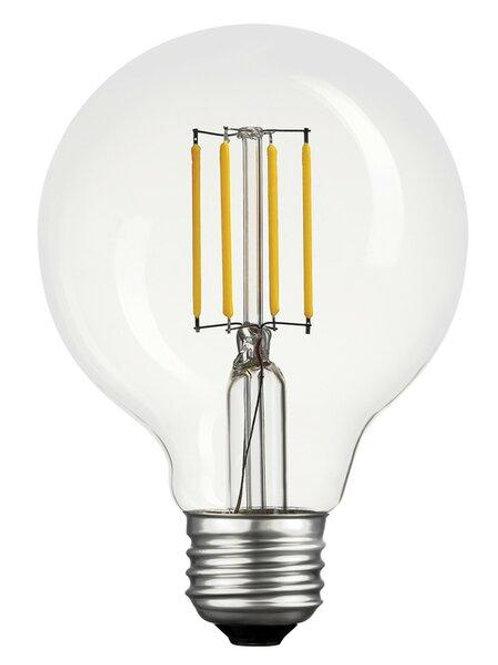 Luminus 4 Watt (40 Watt Equivalent), G16.5 Dimmable LED (5000K), E26/Medium