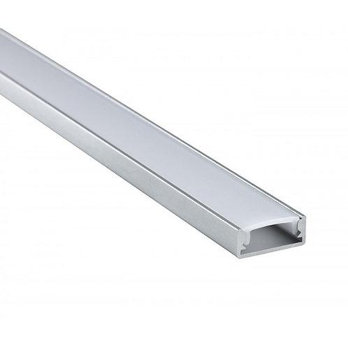 2.9M(9FT 6IN)  Surfacemount Sliver Aluminum Profile