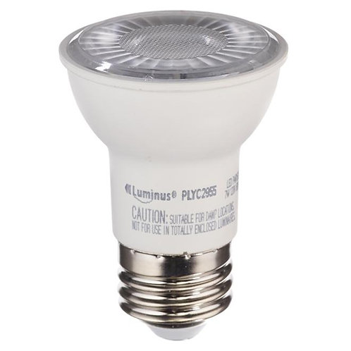 7.0 W LED Dimmable PAR16 Bulb - Daylight