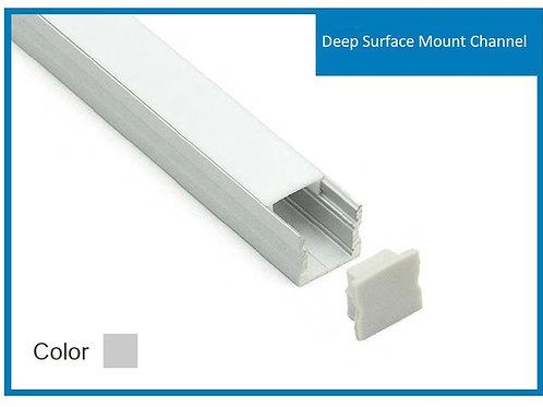 Deep U Shape Channel per meter