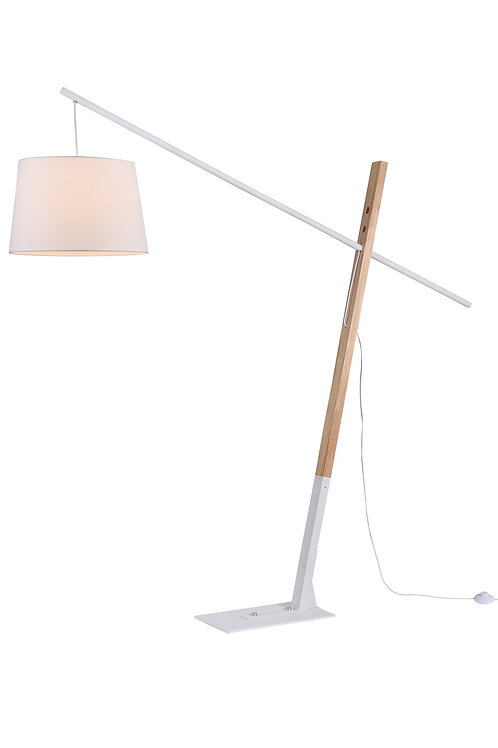 Lamp Bow-F WH
