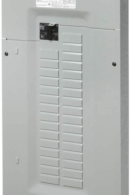 Siemens Service Entrance Loadcentre 100A w/ Main Breaker 32 Circuits to 64