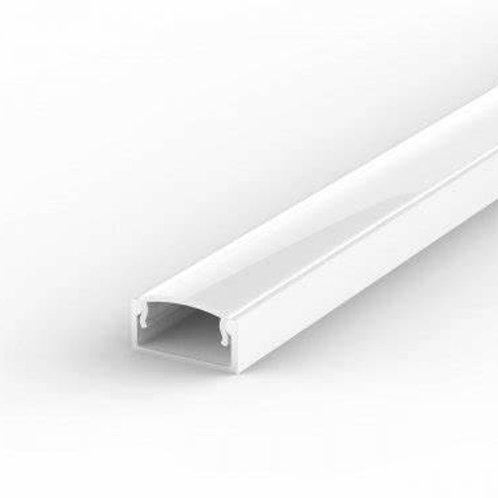 2.9M(9FT 6IN)  Surfacemount White Aluminum Profile