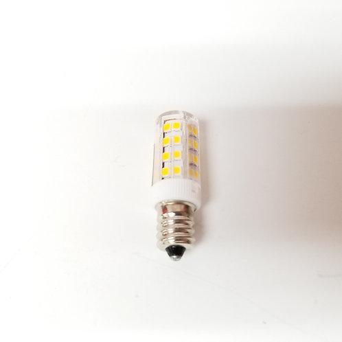 Mini E12 LED Light Bulbs 5Watt C7 Warm White 3000K 120V Candelabra Bulb 40w