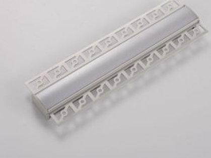 2.9M Recessed Wall Aluminum Profile 9FT 6IN