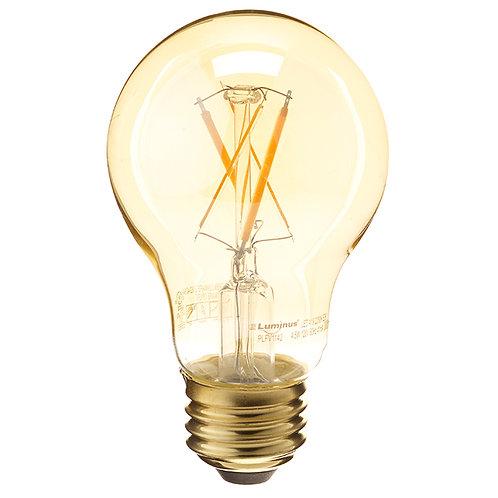 Filament LED bulb - 4.5W/A19 - Warm White
