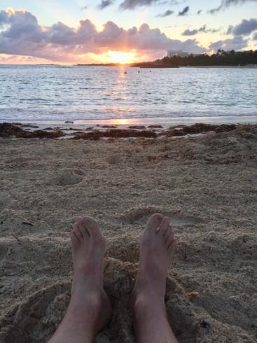 201803 Sivananda Sunrise with feet.jpg