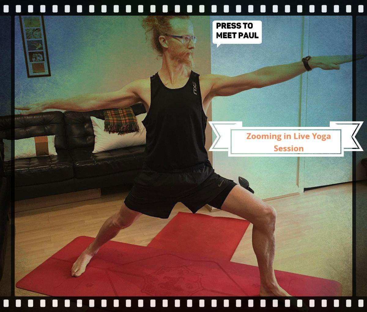 Paul's Power Yoga