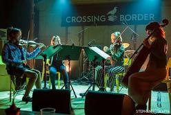 StringTing - Crossing Borders Festival 2018 © Stephan Kaffa