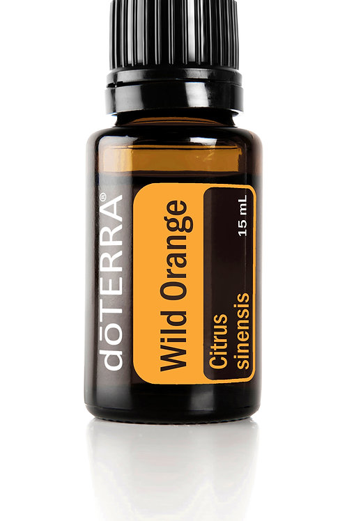 Wild Orange (Citrus sinensis) 15ml