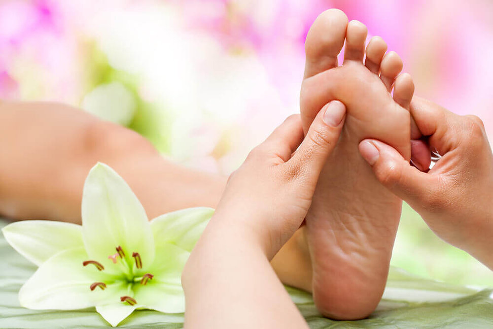 Reflexology - The Lycium Centre - Bangor