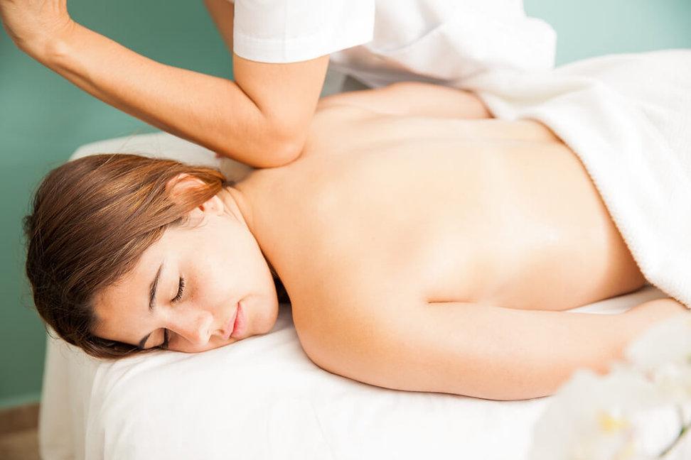 Deep Tissue Massage - Lycium Centre Bang