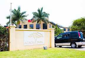Acacia Park Entrance