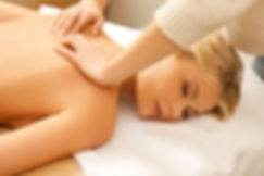 Remedial Massage therapy at the Lycium C