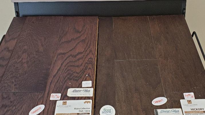 Hardwood and Engineered Wood Flooring