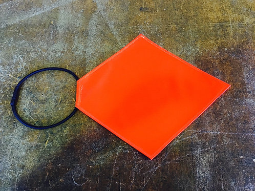 Propellor / Trailer Towing Safety Flag