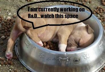 New Tuff Dog Australia Products in Development