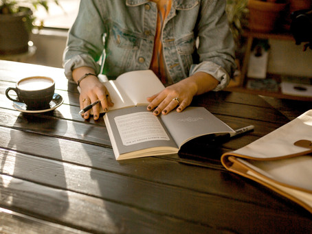 Five Benefits of Journaling