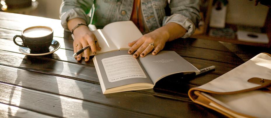 Quiero escribir una novela - Sus partes para no olvidar nada