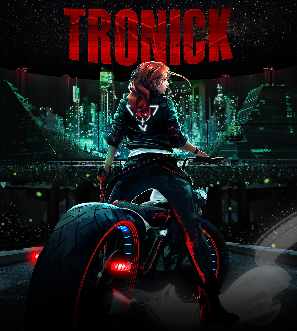 Tronick cover