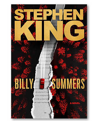 Billy Summers SKing Book.png