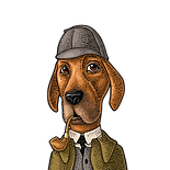 Sherlock Holmes Dog.png