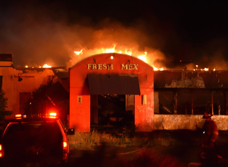 The Hilltop Arson Fires