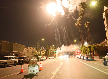 4th of July 2020-The Oakland Experience