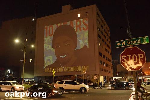 Oscar Grant Rememberance