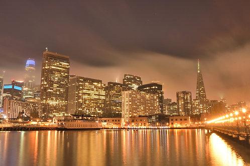 Karl The Fog Attacks San Francisco