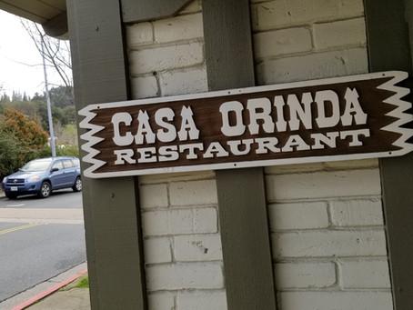Casa Orinda Dinner Adventure